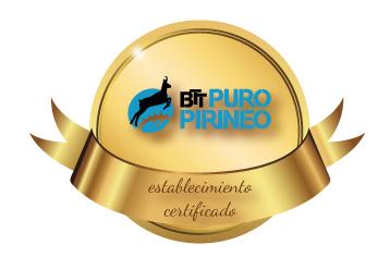 Label Puro Pirineo