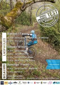 cartel puro pirineo test 2019