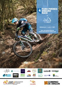 cartel puro pirineo enduro race
