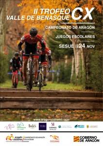 Ciclo cross valle de Benasque